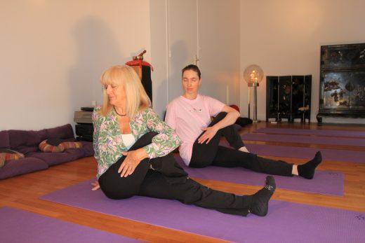 Cours de yoga individuel