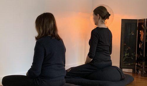 École de yoga Bonlieu pratique du zen