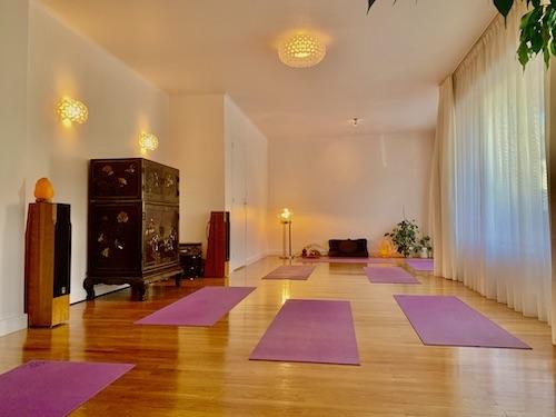 Salle de Yoga Bonlieu
